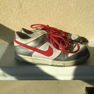 Nike's Air Forces Size 7.5